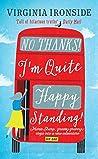 No, Thanks! I'm Quite Happy Standing!: Marie Sharp 4