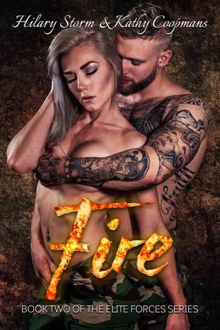 Fire (Elite Forces, #2)