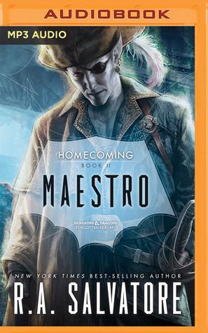Maestro by R A  Salvatore