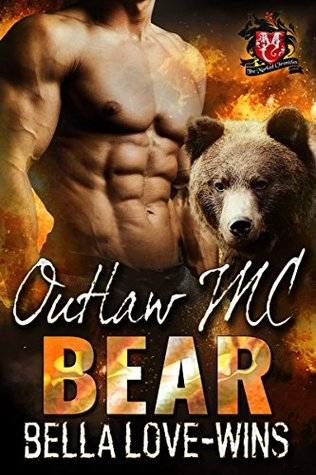 Outlaw MC Bear (Beartooth Brotherhood MC, #1) by Bella Love-Wins