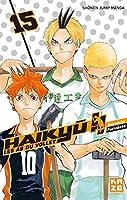 HAIKYU! Les as du volley Vol. 15