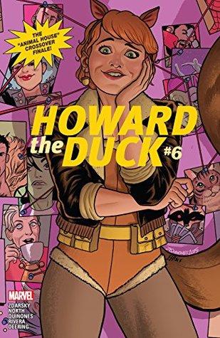 Howard The Duck (2016) #6