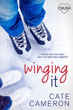 Winging It (Corrigan Falls Raiders, #3)