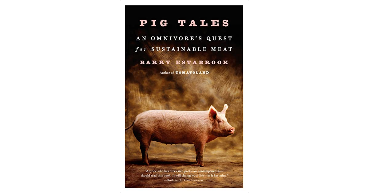 Pig Tales From Across the Pond