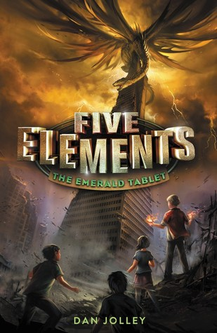 The Emerald Tablet (Five Elements, #1)