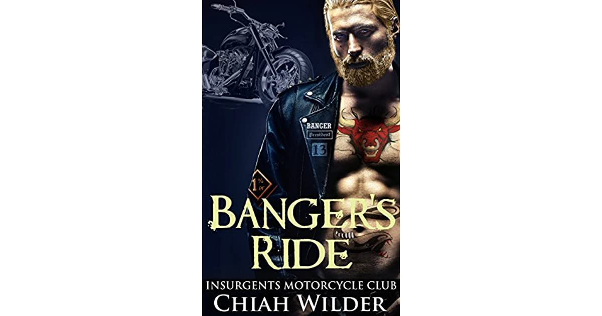 Bangers Ride Insurgents Mc 5 By Chiah Wilder