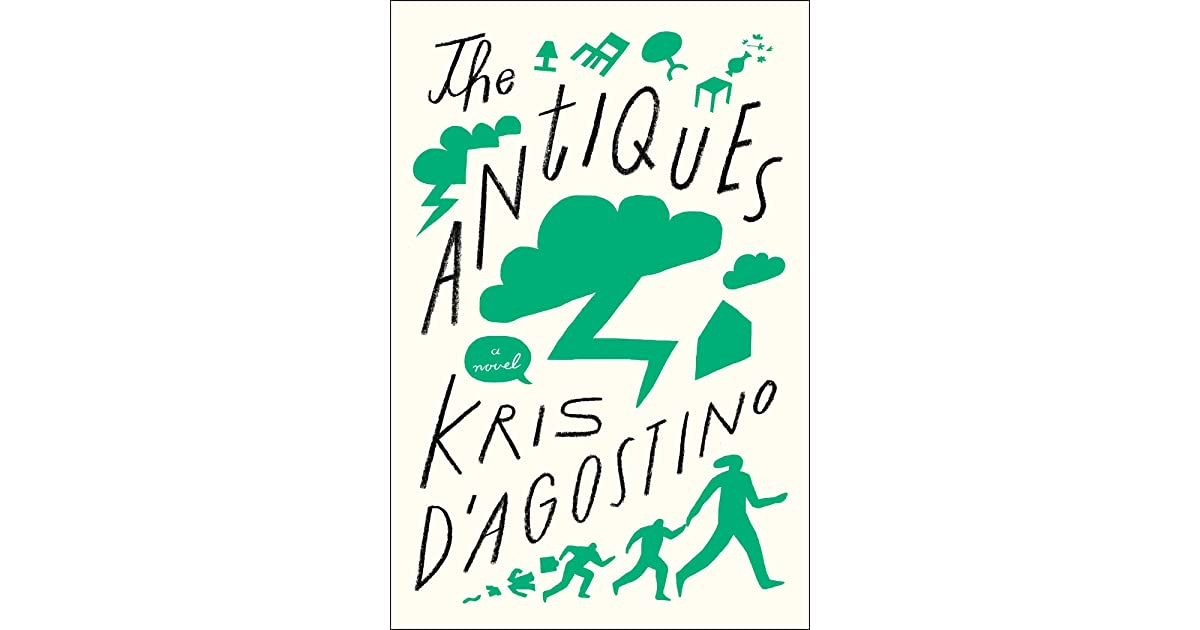 The Antiques By Kris D Agostino