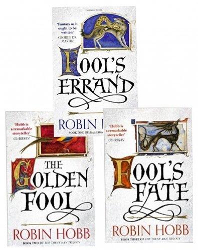 The Tawny Man 1 - Fool's Errand - Robin Hobb
