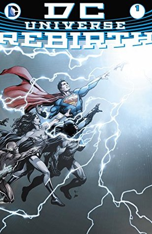 DC Universe by Geoff Johns