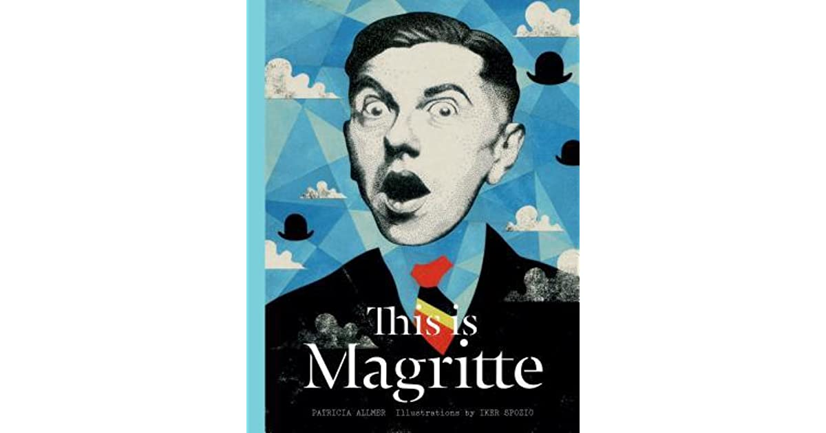 This Is Magritte By Patricia Allmer