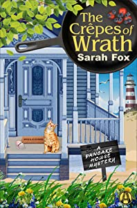 The Crepes of Wrath (Pancake House Mystery, #1)