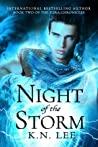 Night of the Storm (The Eura Chronicles #2)