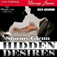 Hidden Desires (Tri-Omega Mates #3)