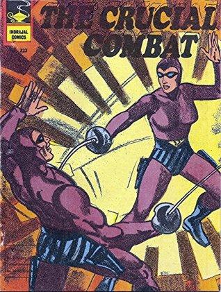 Indrajal Comics-323-Phantom: The Crucial Combat by Lee Falk