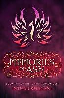 Memories of Ash (The Sunbolt Chronicles #2)