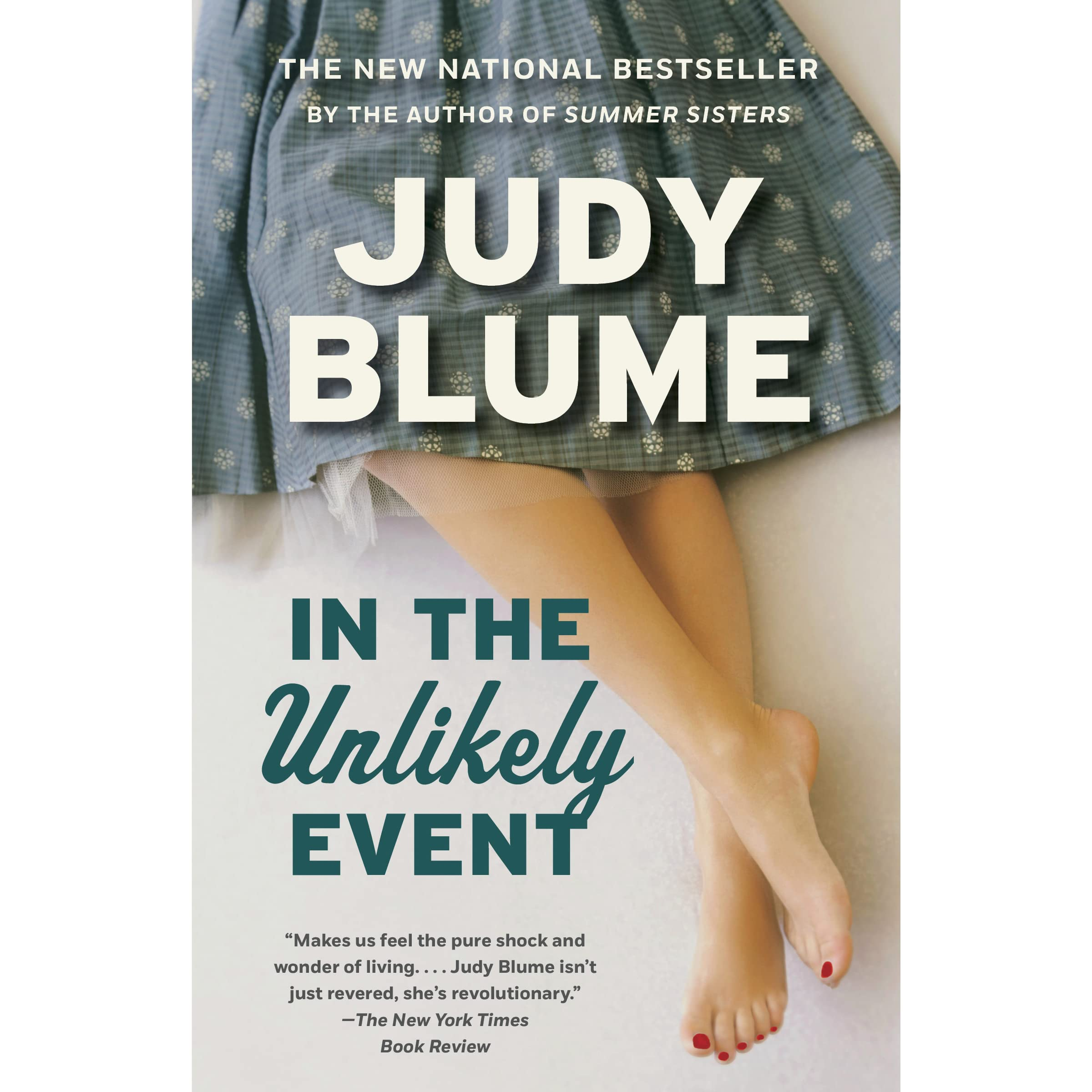 a literary analysis of summer sisters by judy blume