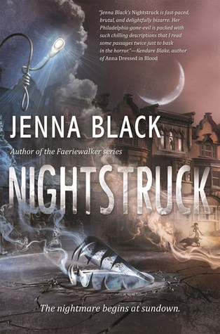 Nightstruck (Nightstruck, #1)