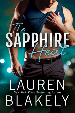 The Sapphire Heist (Jewel, #2)