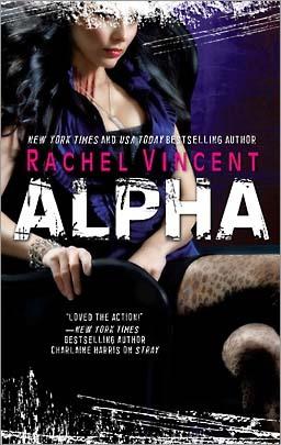 Rachel Vincent - Alpha