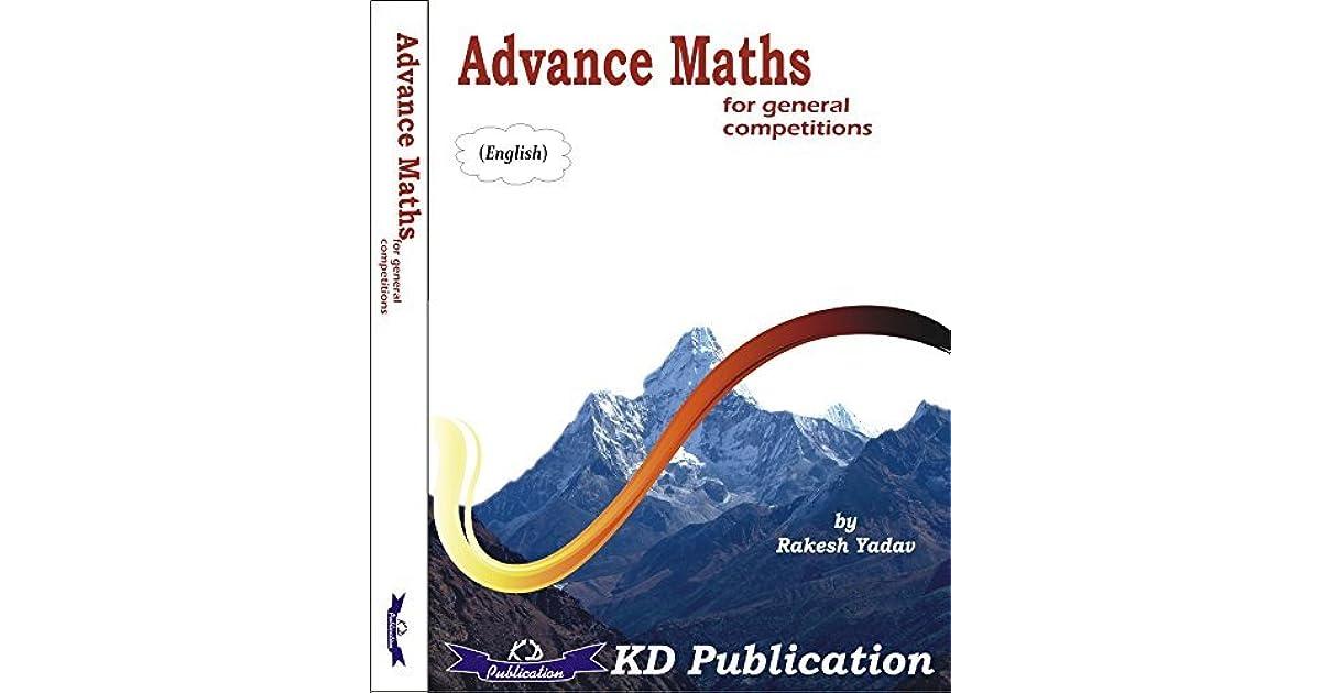 Advance math by Rakesh Yadav
