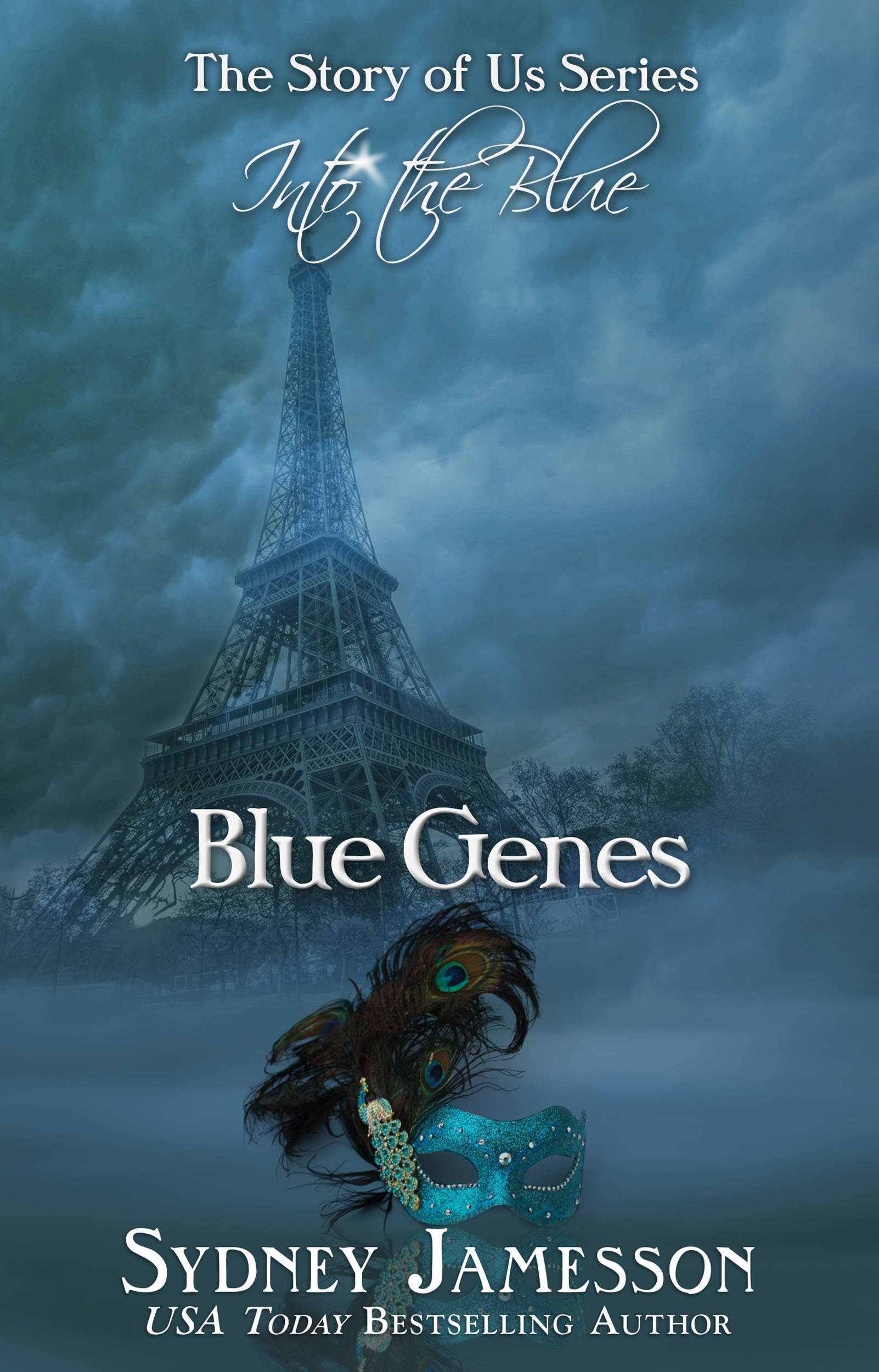 Blue Genes #1 (The Story of Us - Jamesson, Sydney