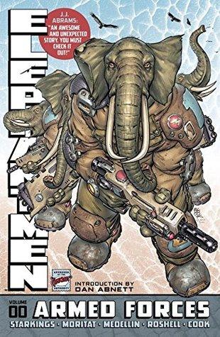 Elephantmen Vol. 00 by Richard Starkings
