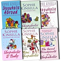 Shopaholic Collection Sophie Kinsella 6 Books Set Pack