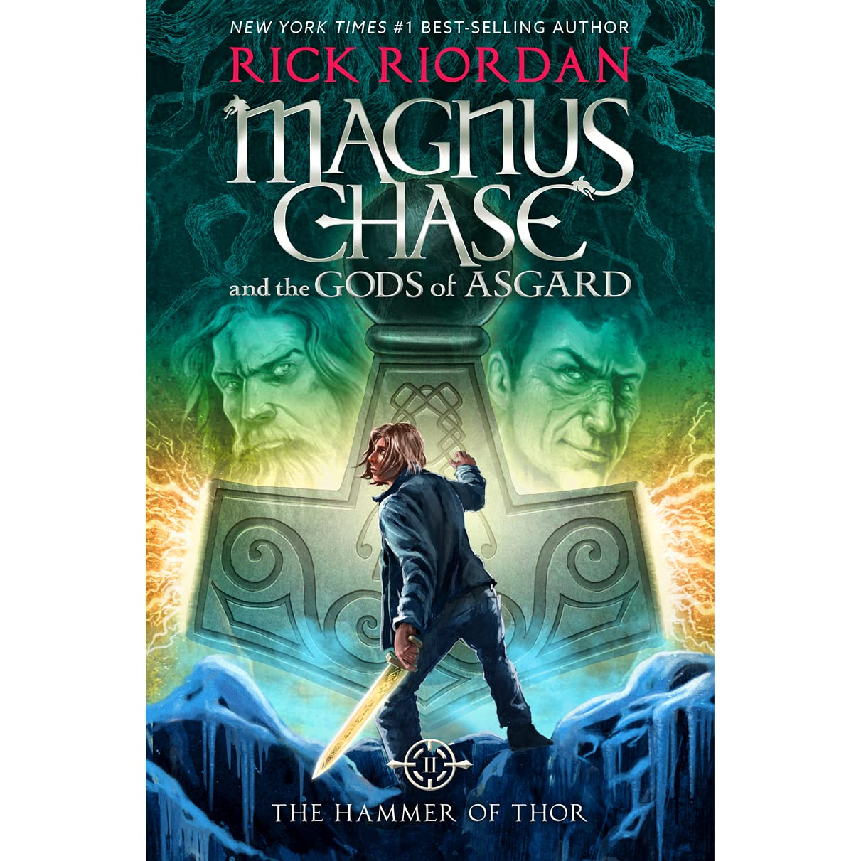 The Hammer of Thor (Magnus Chase and the Gods of Asgard ...