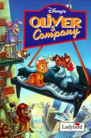 Oliver And Company Disney Ladybird By Walt Disney Company