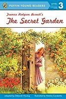 Frances Hodgson Burnett's the Secret Garden (Puffin Young Reader Learning - Vol. 3)