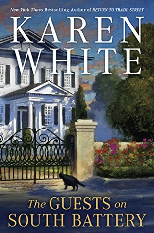 The Guests on South Battery by Karen   White
