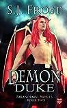Demon Duke (Paranormal Nobles, #2)
