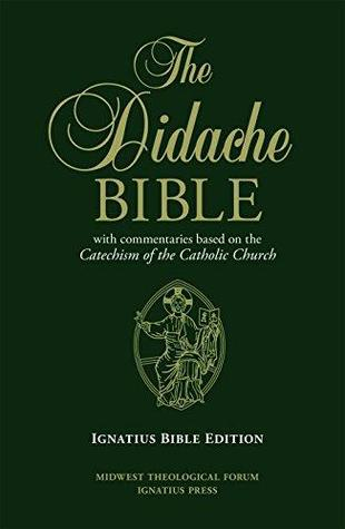 The Didache Bible by Anonymous