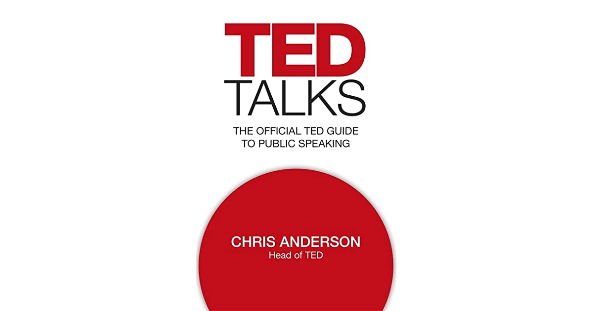 ted talks notes Ted talks: the official ted guide to public speaking by chris anderson synopsis: this is an insider's guide to creating talks that are unforgettable chris anderson has shown how carefully.