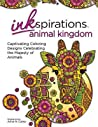 Inkspirations Animal Kingdom: Captivating Coloring Designs Celebrating the Majesty of Animals
