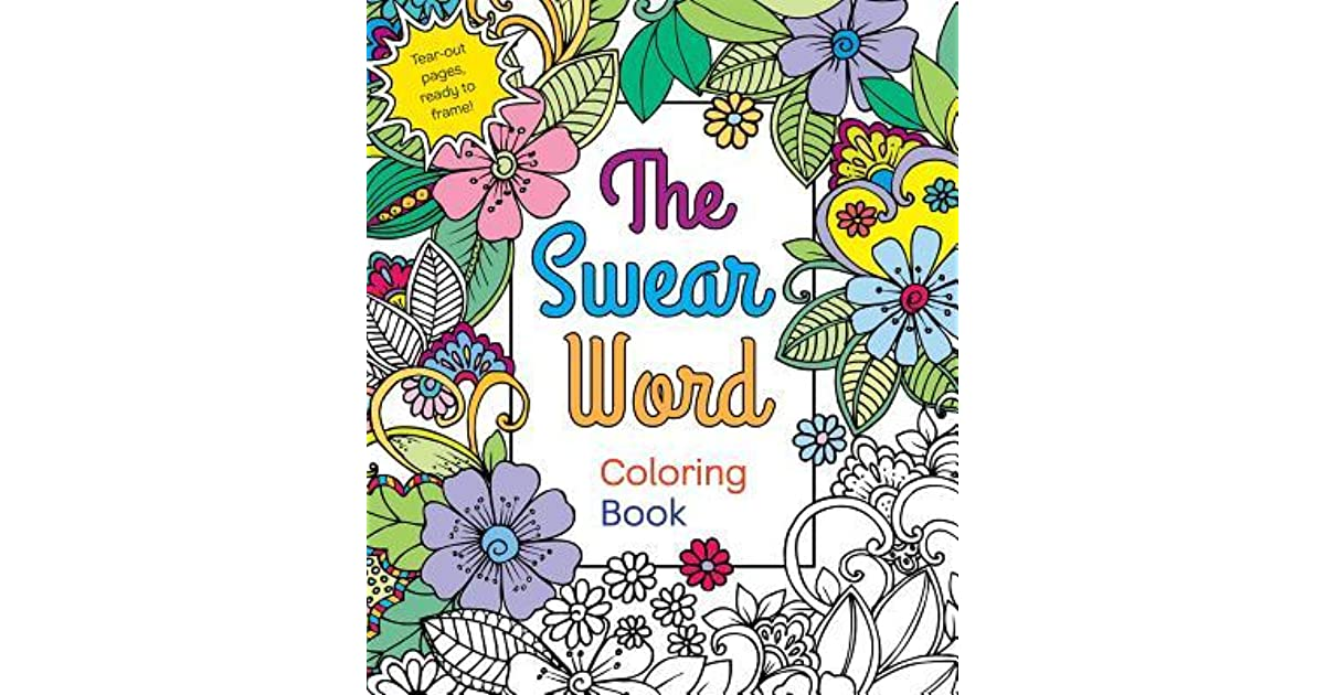 Swear Coloring Book