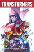 Transformers: More Than Meets the Eye, Volume 10