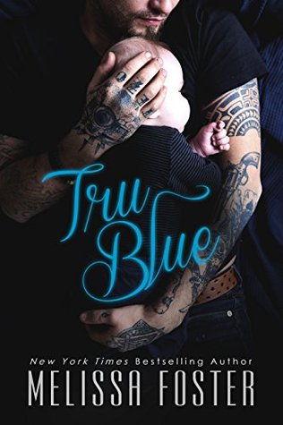 Tru Blue (The Whiskeys: Dark Knights at Peaceful Harbor, #1)