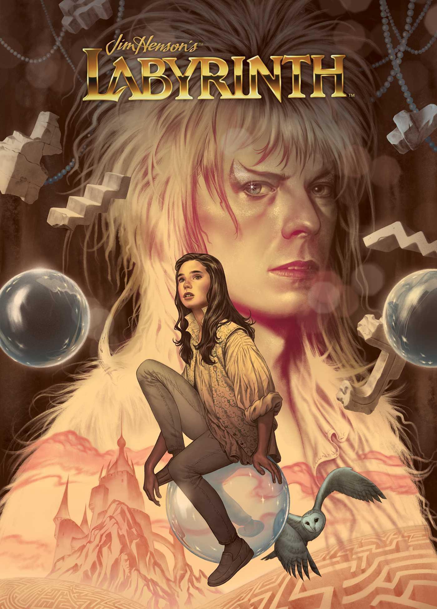 Jim Henson's Labyrinth Artist Tribute