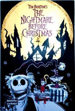 Tim Burton's The nightmare before Christmas: ein Roman Daphne Skinner, Michael Schönenbröcher