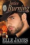 Justice Burning (Hellfire, Texas #2)