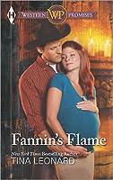 Fannin's Flame (Cowboys by the Dozen, #5))