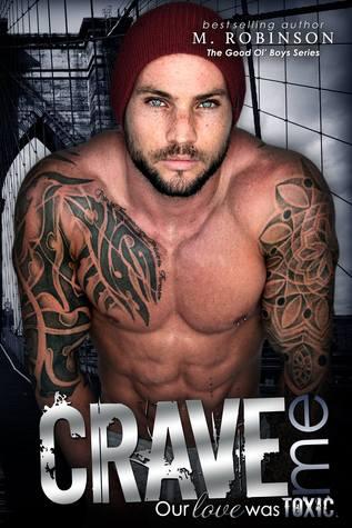 Crave Me (The Good Ol' Boys, #4)