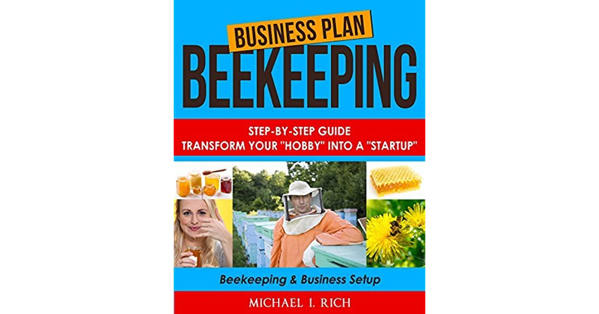beekeeping business plan