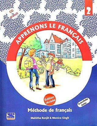 Apprenons Le Francais Methode De Francais 2 By Mahitha Ranjit