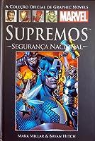 Supremos: Segurança Nacional (A Coleção Oficial de Graphic Novels Marvel #16)