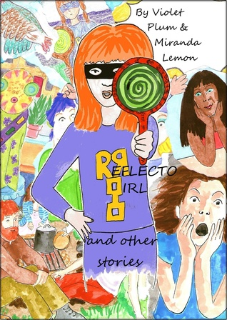 Reflecto Girl and Other Stories: Comic Book for Kids