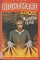 Kirottu tyttö (The Nightmare Room, #3)