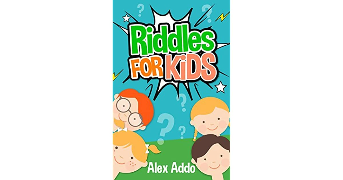 Riddles For Kids: Short Brain Teasers,Riddle Books Free