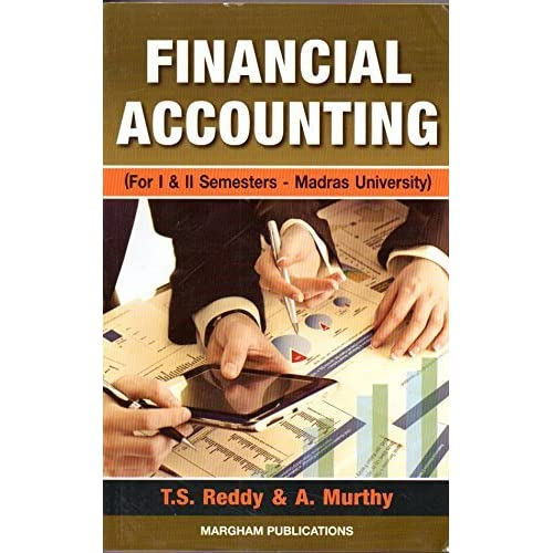 Financial Accounting by T S Reddy